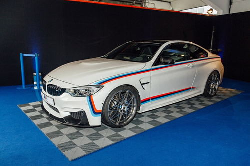 BMW M4 Magny-Cours